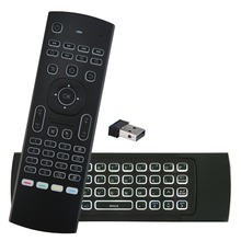 2.4G Remote Control MX3 Air Mouse Wireless Keyboard for Android Mini PC TV Box