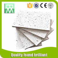 Acoustic Cheap Price Mineral Fibre Ceiling Board