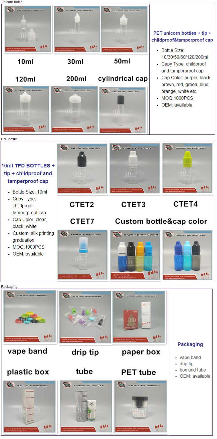 free samples accurate measurement DIY PET 120ml e liquid bottle