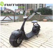2017 hot sale 60V 12.0AH lithium battery 1000W power fat tire harley electric scooter