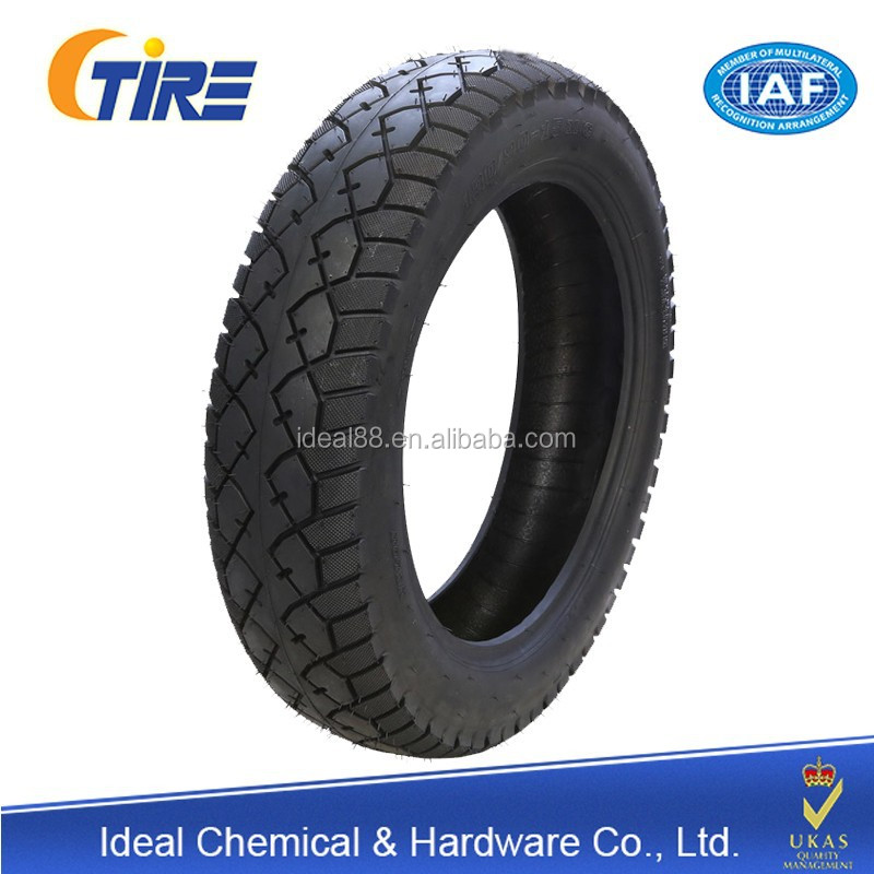 2015 new chinese motorcycle tyres airless tires for sale