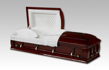 wood casket made in china