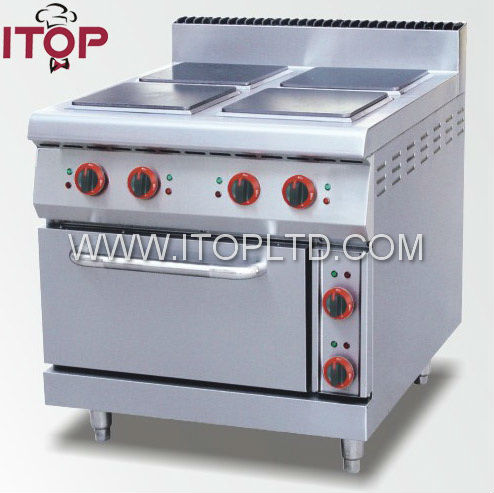 (square) electric cooker With Electric Oven or Cabinet