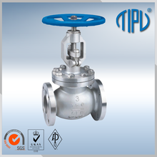 ASME B16.5 lpg gas angle stop valve for water treatment