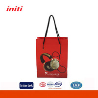 Direct Factory Machine Made Paper Gift Bag for Shopping