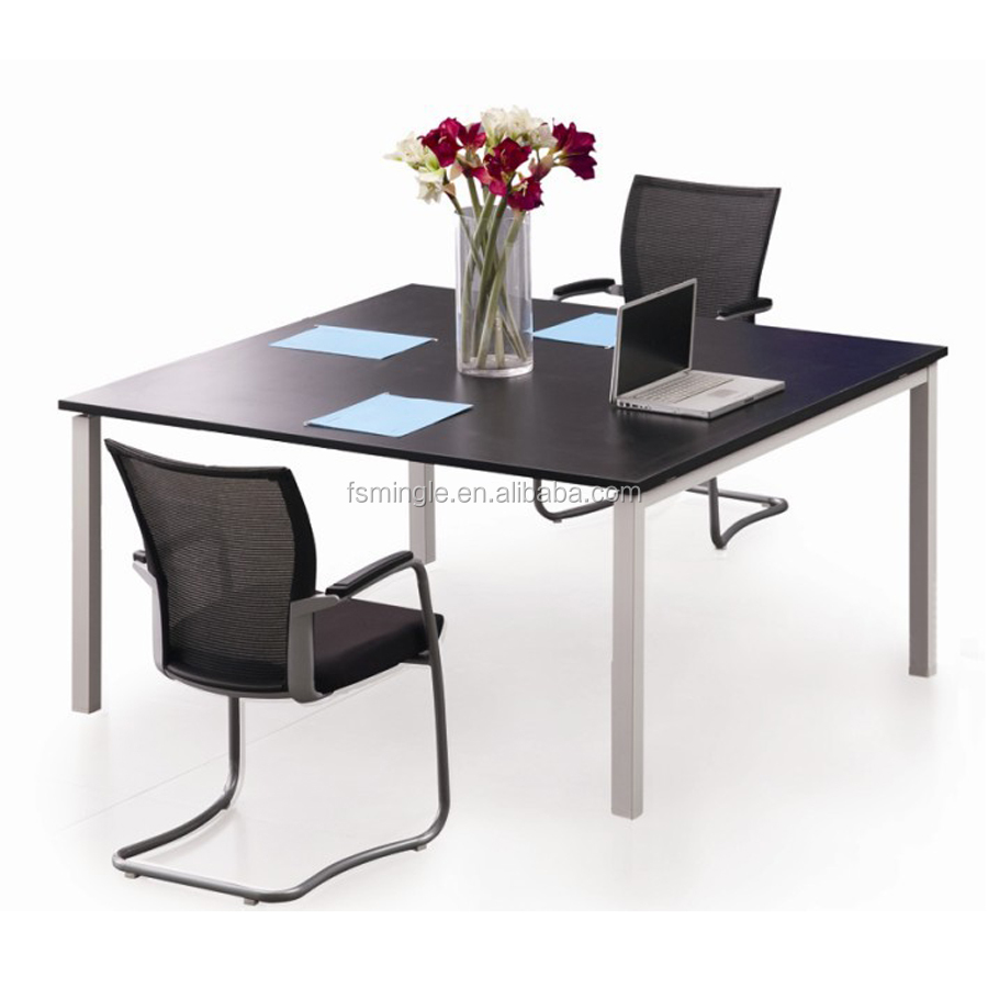 mingle lasted design office furniture desk discussion meeting table