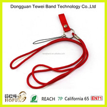 fashion multi colors heat transfer printing client logo polyester lanyards no minimum