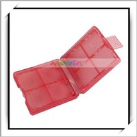 Game Card Box For Nintendo NDSi DSL DS Lite Pink