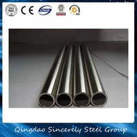 China Supplier 4 Inch Stainless Steel Pipe