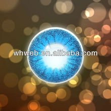 Wholesale rainbow colored contacts color eye Crazy contacts various designs available