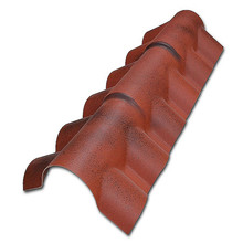 Quality PVC sheet /Color Steel Roofing Tile for villa and warehouse