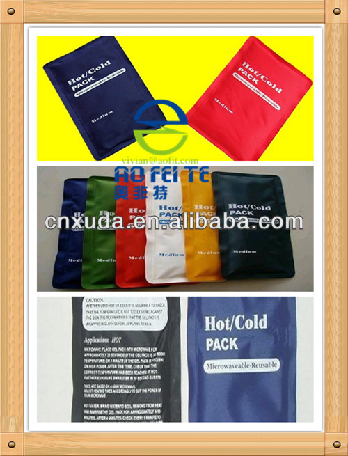 magic hot pack reusable Instant heat pads