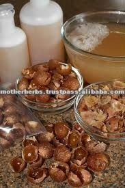 Hair protein shampoo & conditioner of soap nuts - Natural hair shampoo