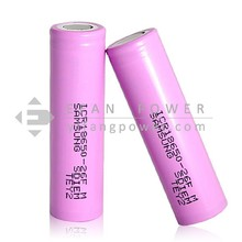 Original battery ICR 18650-26F/FM 2600MAH 3.7V 18650 Rechargeable lithium battery