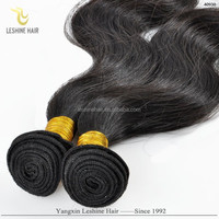 2015 Fashion Trade Assurance Tangle Shedding Free Factory Wholesale Price Trio Brazilian Body Wave