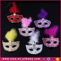 Customized LOGO masquerade masks bulk