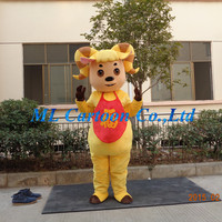 New coming customized cute baby sheep adults role mascot costume for sale