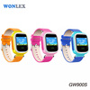Wonlex Smart Kids Safe GPS Watch Wristwatch SOS Call Location Finder Locator Tracker Smart Watch Round Kids Bluetooth Watch