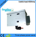 Substantial 400A Three Phase Power Saver for Industry