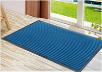 antislip Entrance recycled rubber rugs