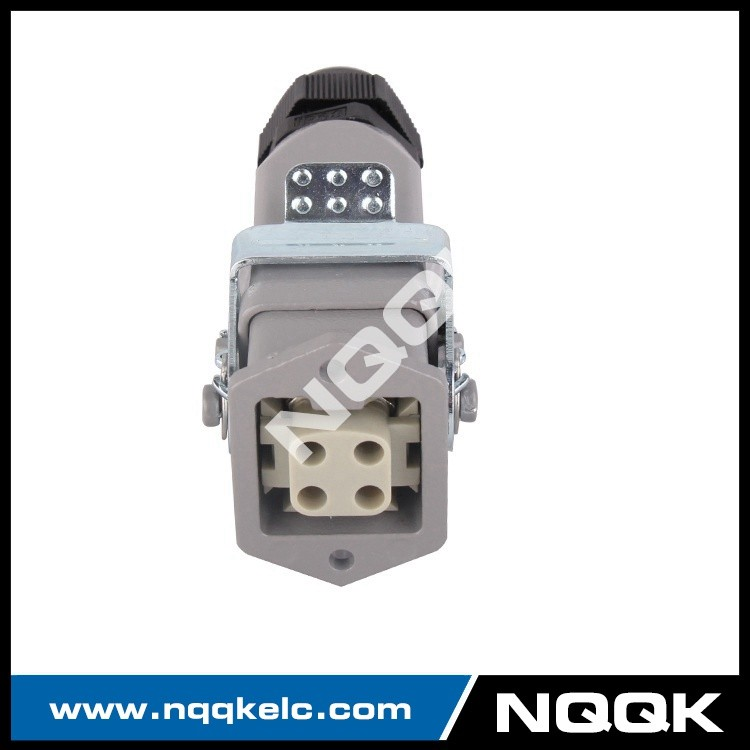 2  top entry heavy duty connector Electrical Cable Connector.JPG