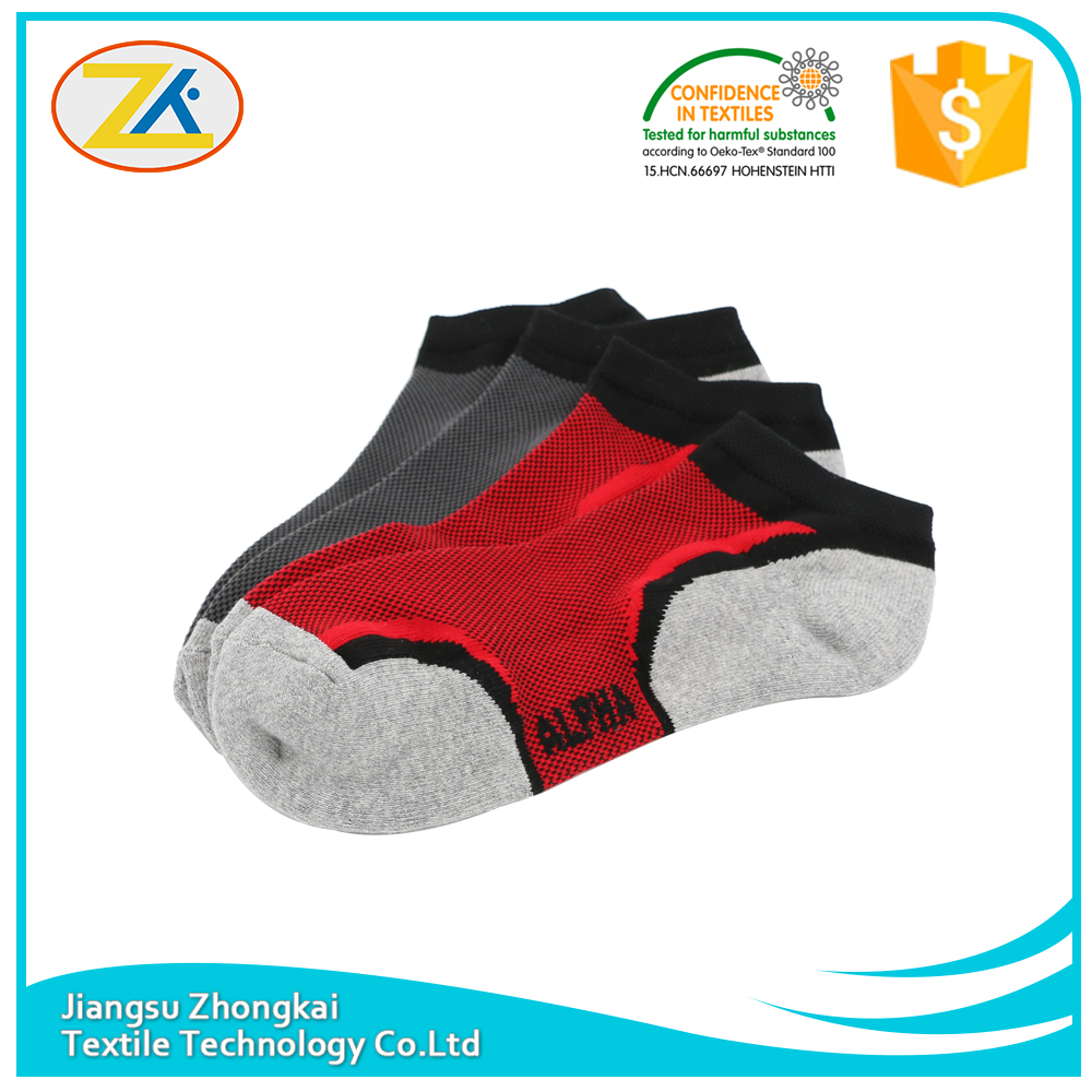 new fashion high quality hot sale low cut anti sweat socks