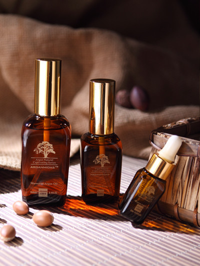 2015 highest demand beauty product kinds of hot argan oil treatment for hair