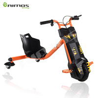 Samsung Li Battery 4400mh 125 cc Drift Trike for Kids 3 Wheels Electric Scooter with seat