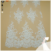 2015 Goog price china lace fabric in rolls wholesale-DH-BF725