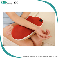 new 3d electric car and home use massage pillow