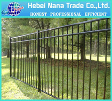 WOW! China factory / suplier OEM / ODM anodized aluminium fence and gates profile