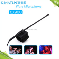 Wireless Musical Instrument Microphone for flute clarinet Instrument Accessory