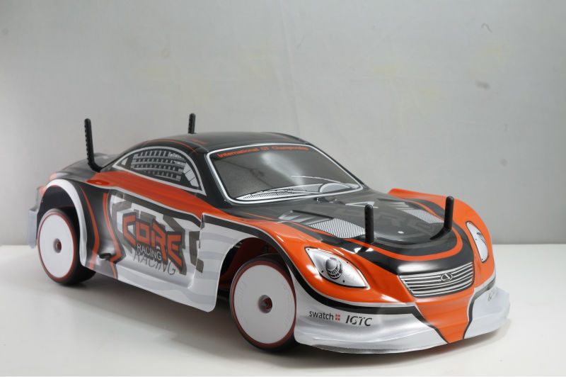 Firelap Carbon Fiber Chassis 1/10 scale electric drift rc car Model