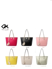 Hot sale best Christmas gift unique style colorful women tote bag