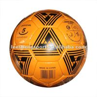 good quality hand stitched pvc football
