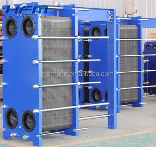 industrial plate heat exchanger ukraine With Good Water Cooling