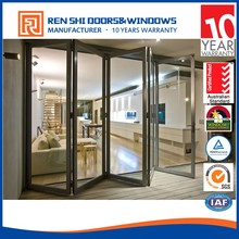 China product fire rating aluminum glass fancy entry doors