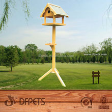 DFPets DFB002 Durable bird house with solar light