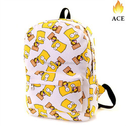 New Trendy Cute School Bag With Customized Logo,Girls Outdoor Bags