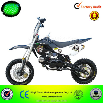 TDR 125cc dirt bike off road motorcycle
