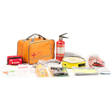 vehicle-mounted travel first aid kit for car