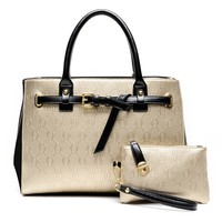 2015 classic retro ladies handbags and purse sets