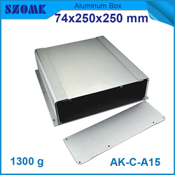 extruder aluminum profile extrusion outdoor electrical enclosure AK-C-A15