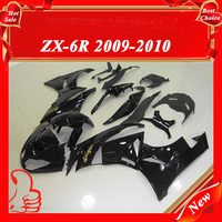 New Design Fairing Motorbike Make Fairing Body Kit Bodywork For Kawasaki Ninja ZX-6R 2009-2010 09 10 Body Kits Fairing Kits