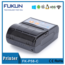 58mm mini Portable Bluetooth mobile handheld receipt label thermal printer