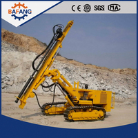 hot sale crawler-type hydraulic Hole drilling machine/Ground Hole Drilling Machines for sale