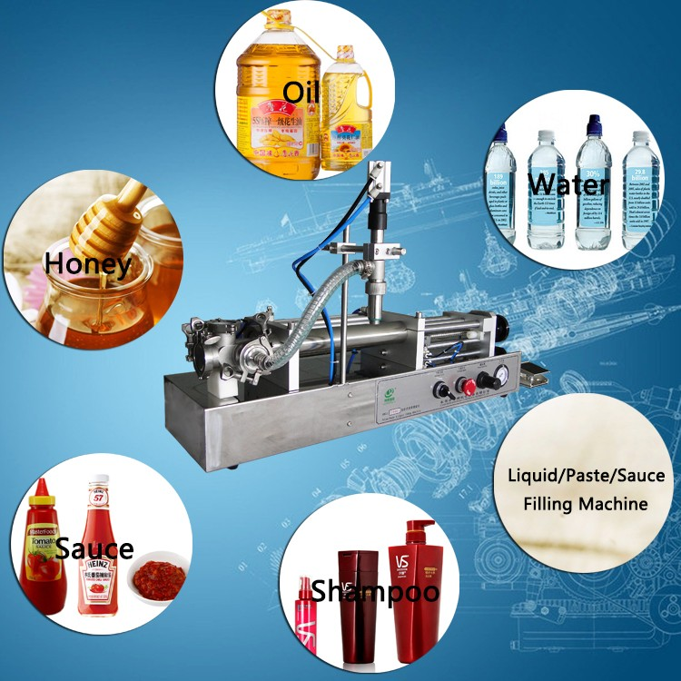 Semi automatic vertical filling machine