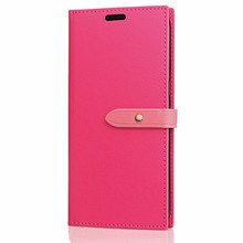 Stylish Protective Credit Card Wallet Leather Case for iPhone X 10
