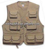 fishing vest utility VU super price & quality from No.1 China factory
