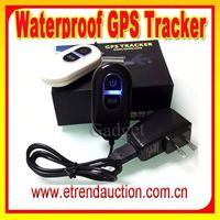 New model waterproof GPS Tracker With Clip Mini GPS Tracker Waterproof For Car Vehicle